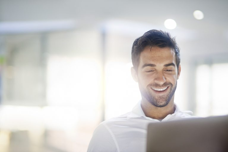 Transaction Commons Blog image: happy guy